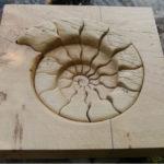 Oak 50cm square