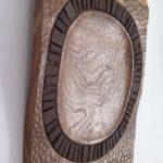 """wood sculpture """"Light of the World"""""""
